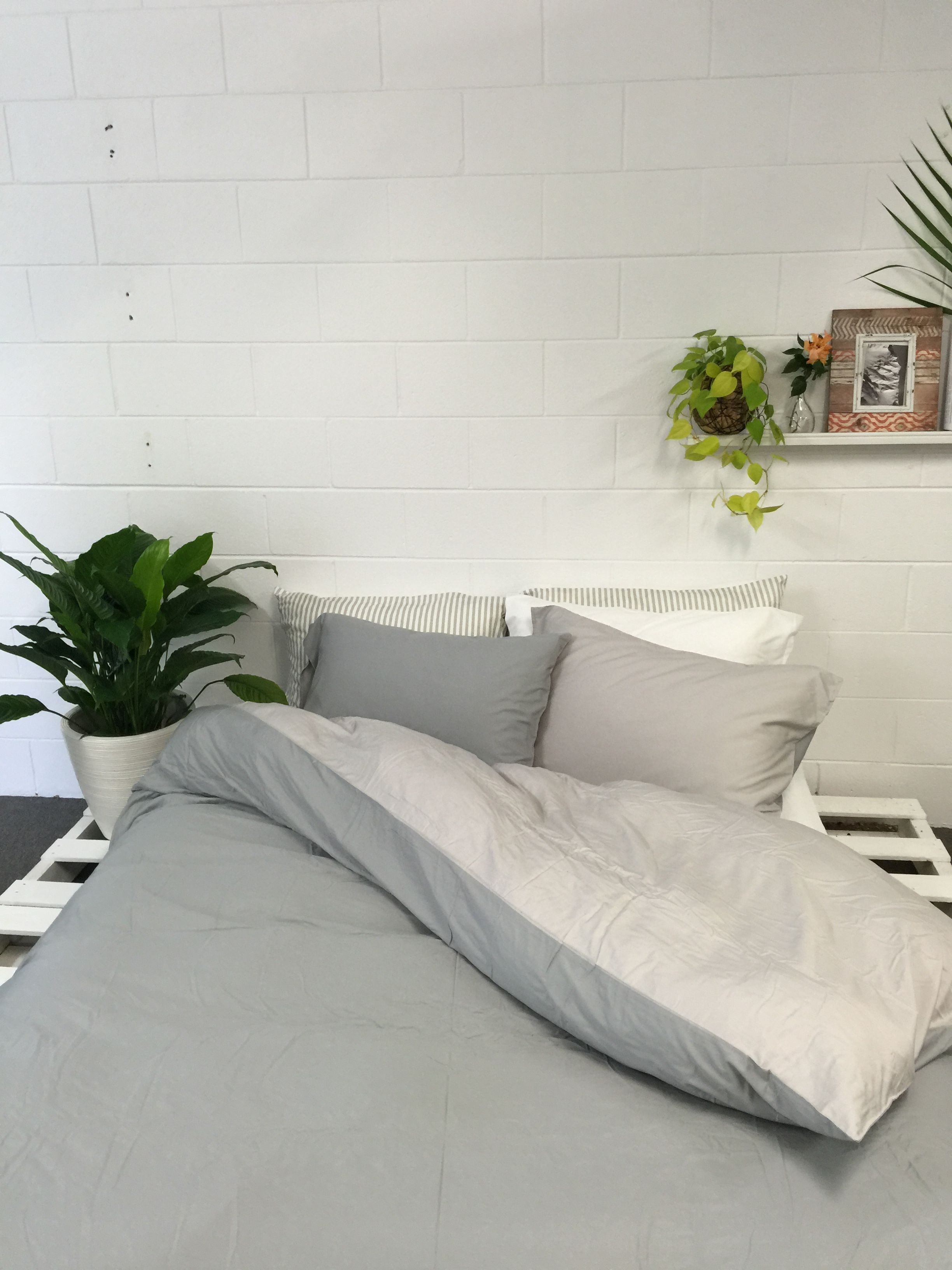 Bamboo Doona Cover Set Bed Home Bamboo