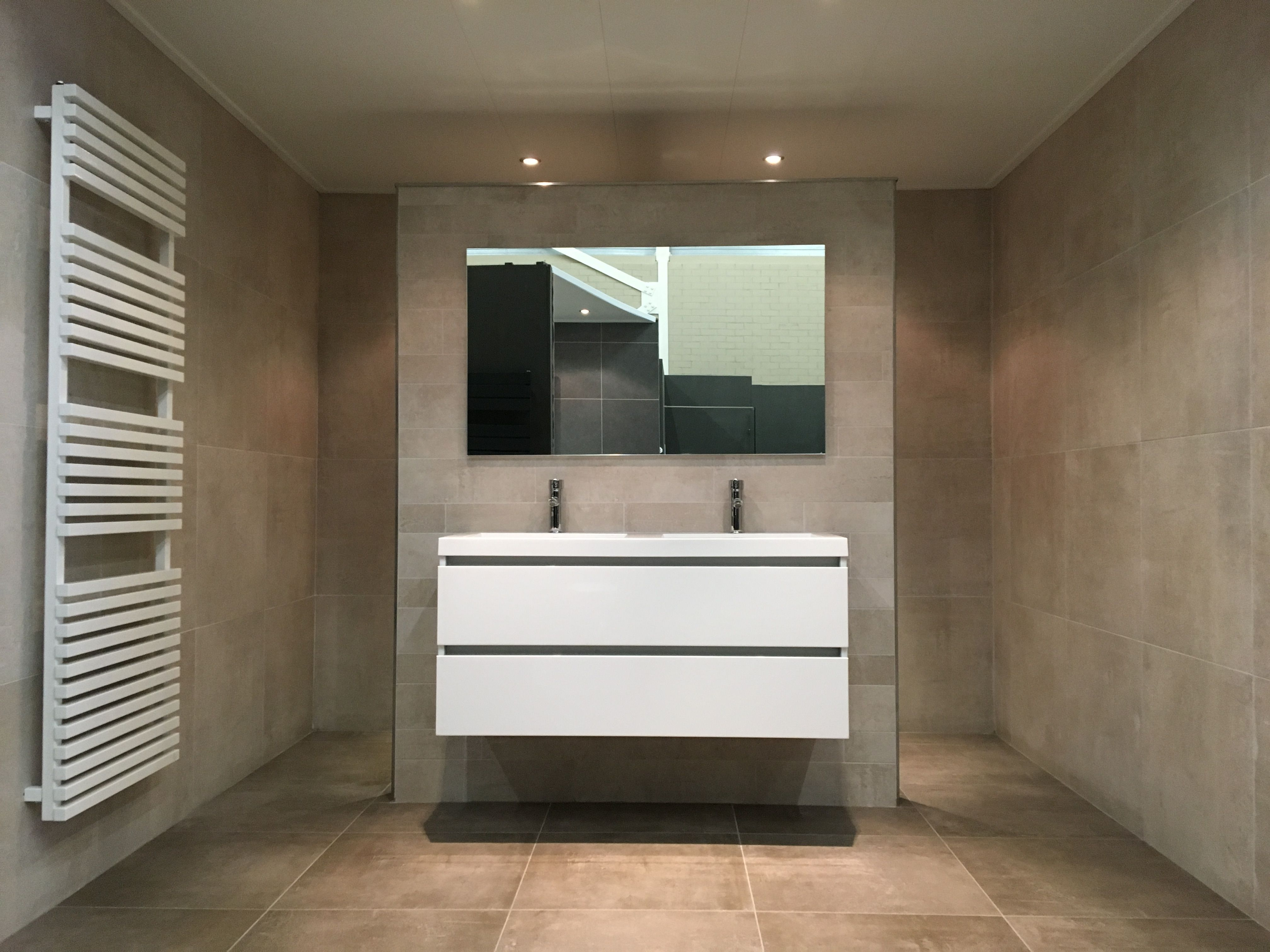 Badkamer Trends Tegels : Complete badkamer trend incl tegels badkamer