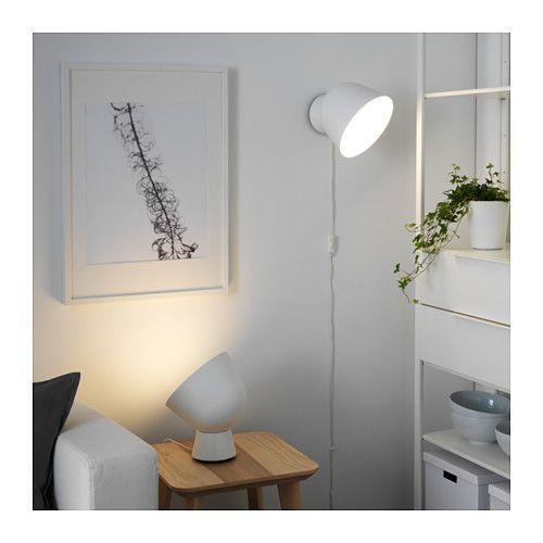 IKEA PS 2017 Pöytävalaisin - valkoinen - IKEA