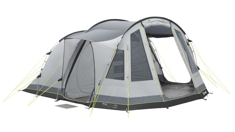 family tent - Outwell Nevada M is a family tent that dozes five people in two  sc 1 st  Pinterest & family tent - Outwell Nevada M is a family tent that dozes five ...