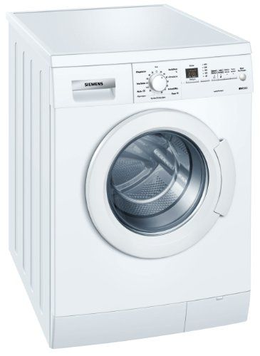 Siemens WM14E3A4 Frontlader Waschmaschine / A+ A / 1400