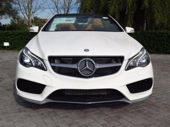 Cars for Sale New 2016 MercedesBenz E550 in Cabriolet