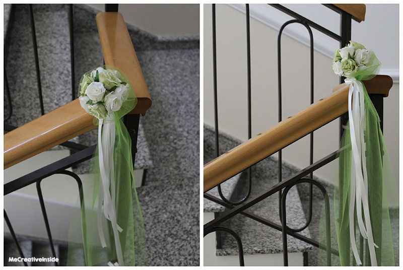 Bouquet Decorativi matrimonio diy tutorial ME creativeinside