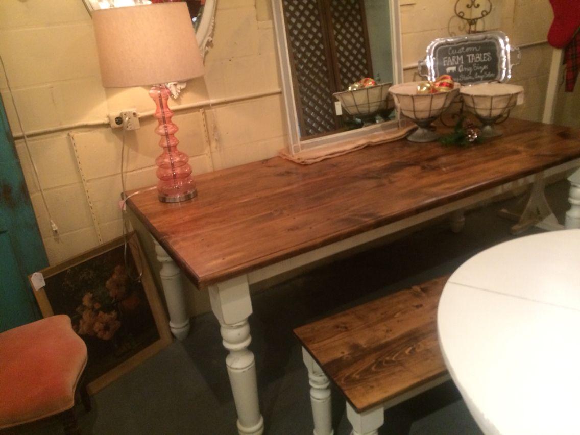 Great farm table enjoy life pinterest
