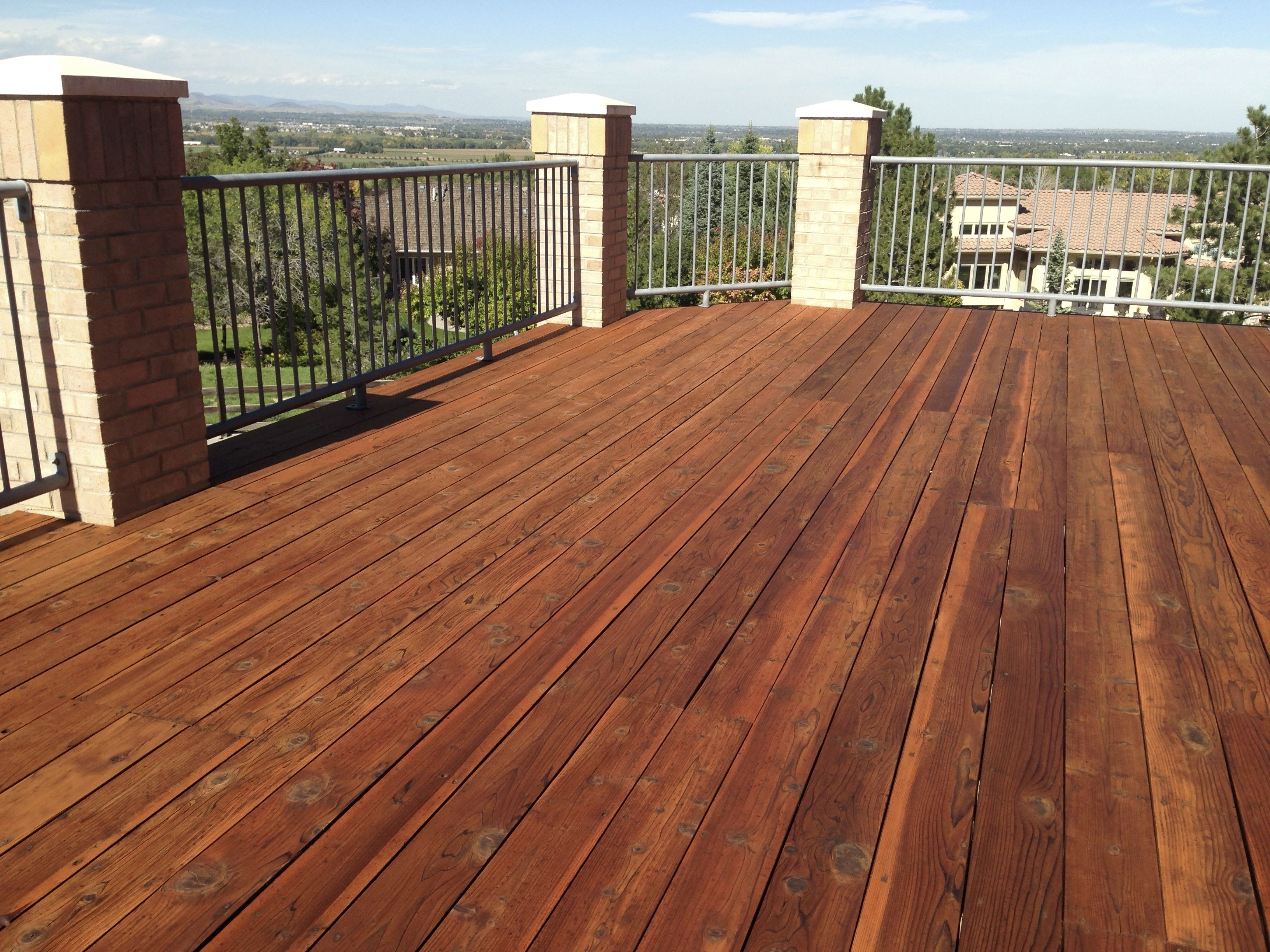 Boodge Deck Stain In Redwood Staining Deck Deck Stain Colors Best Deck Stain