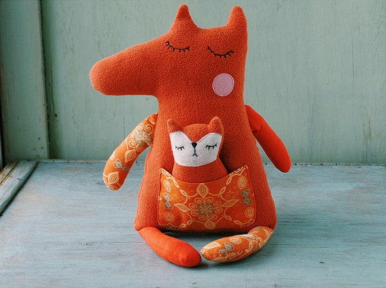 Fox Schnittmuster PDF Kuscheltier Fox Plushie PDF Kuscheltier Plüsch Softie Fox Spielzeugmuster Toy Animal Pattern Puppenplüsch Tutorial Fox, #animal #Fox #Kuscheltier #PATTERN #PDF #Plüsch #plushie #Puppenplüsch #Schnittmuster #Softie #Spielzeugmuster #Toy #Tutorial