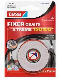 3 Solutions Pour Fixer Sans Percer Et Hop Fixer Sans Percer Ruban Adhesif Etagere Sans Percer