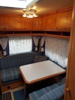 Hobby 440SF de luxe in Nordrhein-Westfalen - Hille | Wohnmobile gebraucht kaufen | eBay Kleinanzeigen