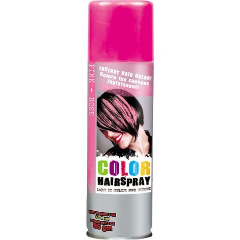 Pink Hair Spray Party City Pink Hair Spray Pink Hair Vibrant Hair Colors