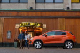 Chevrolet plans to introduce the 2015 Trax through an innovative marketing campaign called Hidden Gems created with help from social media influencers.