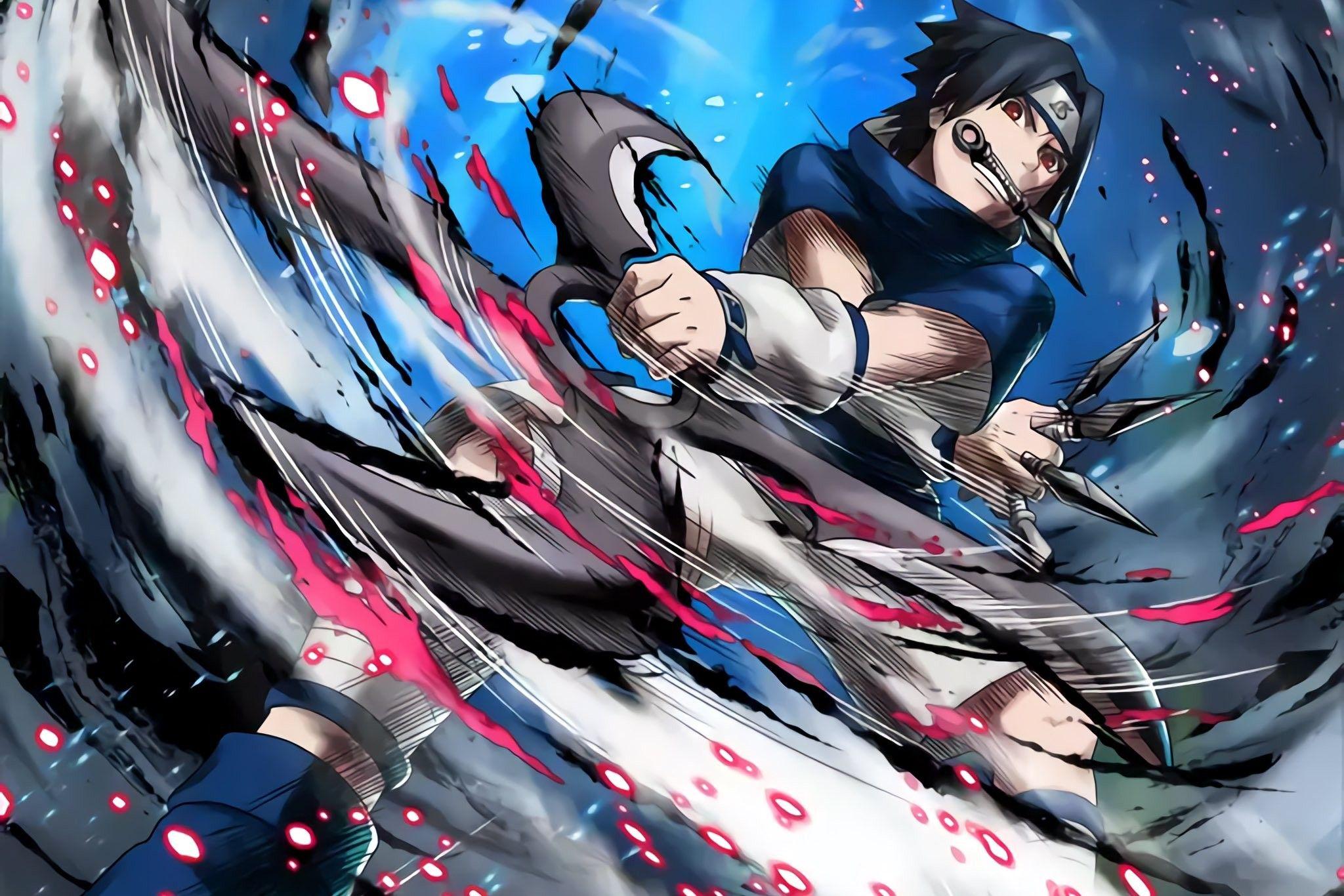 Photo of Sasuke Uchiha