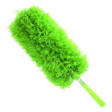 Holy Moly! You have never seen such a bright and beautiful microfiber duster…now even FLUFFIER!!! Dust without chemicals as the microfibers penetrate surface pores to remove tiny dust particles; Hypoallergenic; Effectively removes pet hairs, dander, pollen and other allergens. #eco #microfiber http://www.amazon.com/Microfiber-Bendable-Flexible-Washable-Extendable/dp/B00A3CQSKG