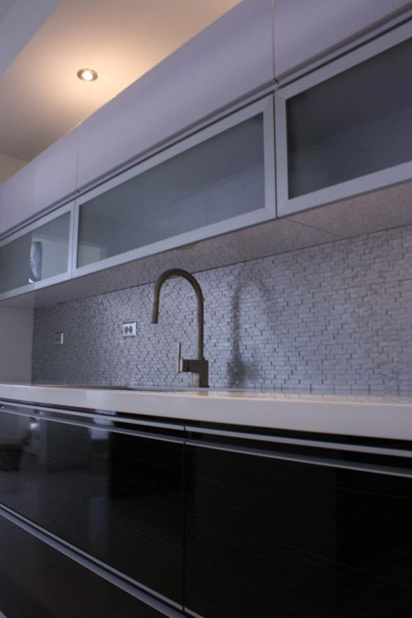 PVC cabinets / Corian Countertop / Blum Hardware | general ideas ...