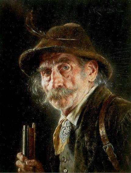 Австрийский художник Carl Kronberger (1841 - 1921).. Обсуждение на LiveInternet - Российский Сервис Онлайн-Дневников