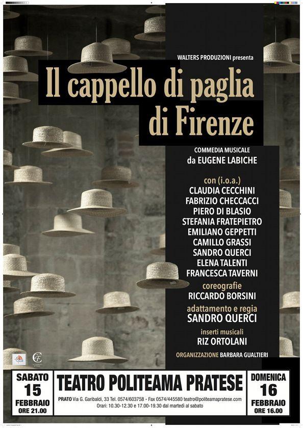 Il cappello di paglia di Firenze - Stagione teatrale 2013/ 2014