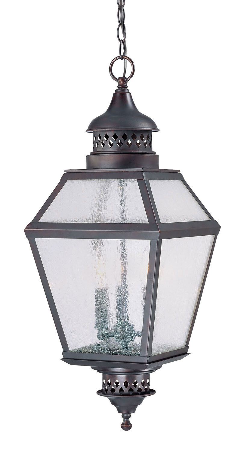 Three Light Hanging Lantern