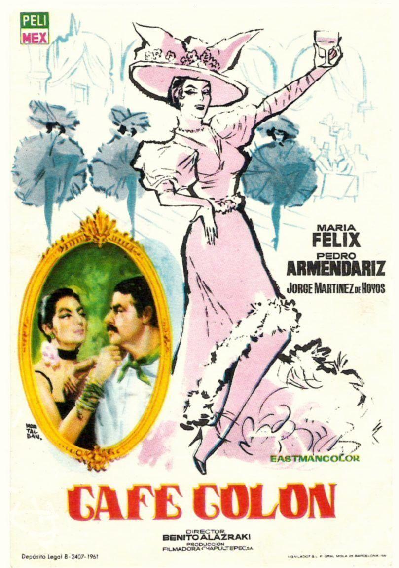 Café Colón (1959) de Benito Alazraki - tt0051441