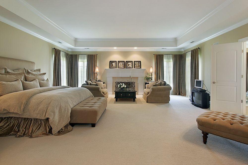 Home Stratosphere Award Winning Home Garden Website Large Master Bedroom Ideas Luxury Bedroom Master Luxury Bedroom Furniture Spacious and luxurious bedroom design