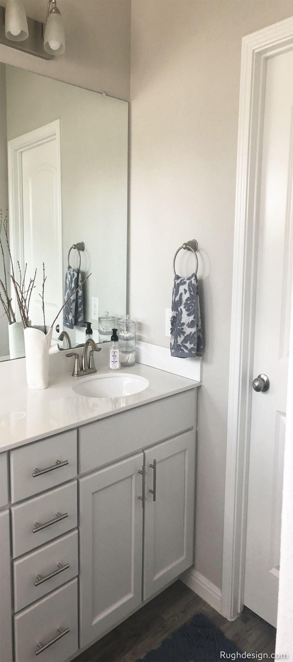 Grey Color Scheme For Bathroom