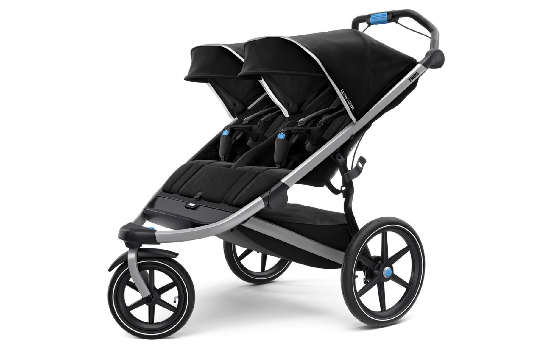 Thule Urban Glide 2 Double Thule Usa Double Jogging Stroller Jogging Stroller Double Strollers