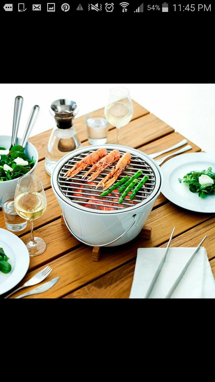 Tabletop Grill Contest Eva Solo Grill Table Table Top Grill
