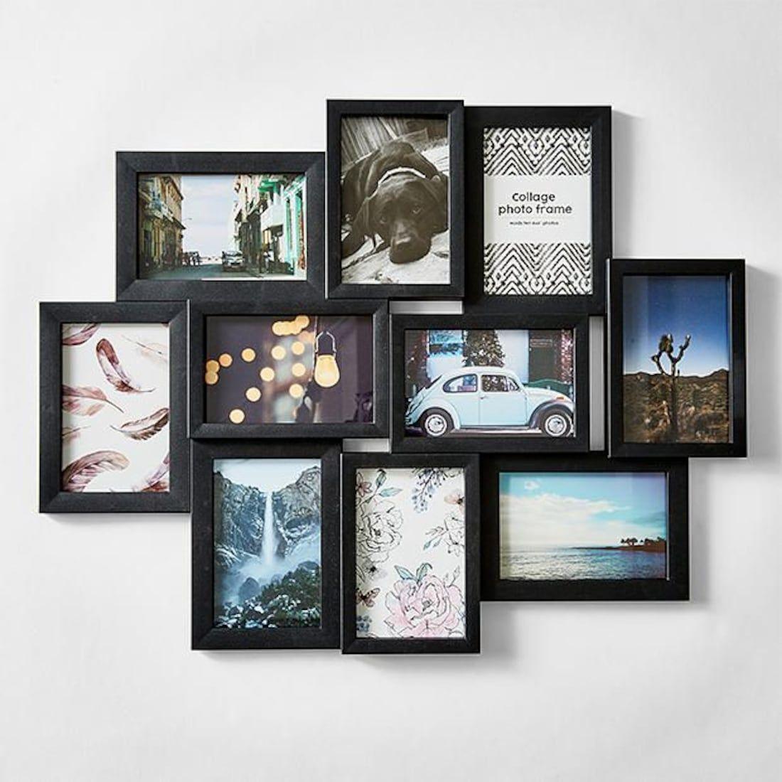 10 Window Collage Photo Frame Photo Collage Photo Frame Frame