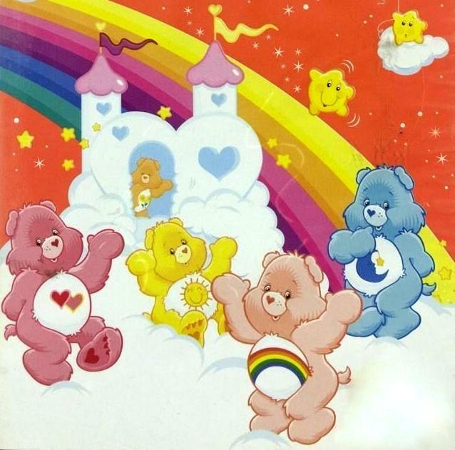 Glücksbärchis ♥ | Sunshine bear, Care bear, Bear pictures