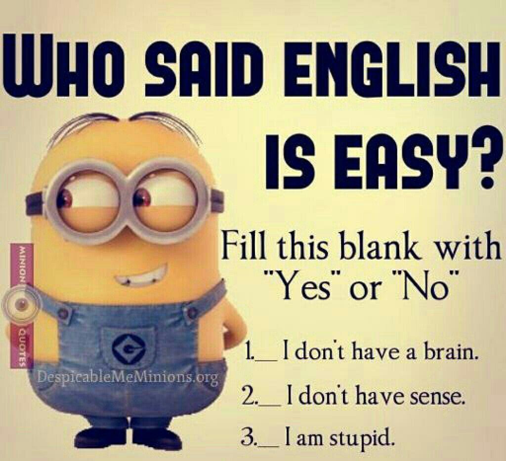 20 Minions Memes Comebacks Funny Minion Pictures Funny Minion Memes Funny Minion Quotes