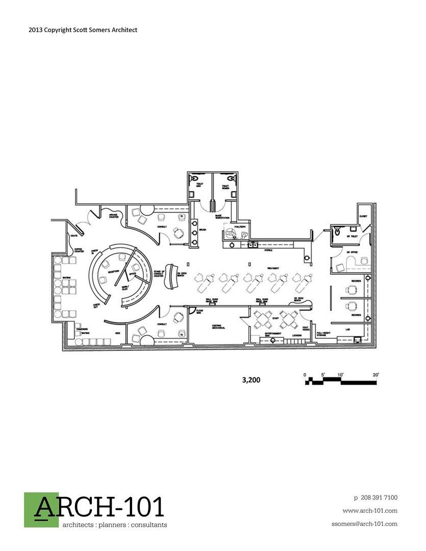 Floor Plan Orthodontic Office Ideas Pinterest Clinic Design Unique Floor Plans And Office