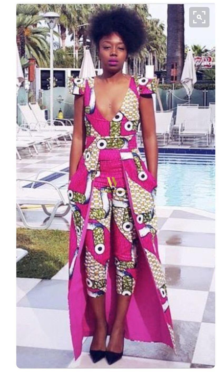 nigerian-wedding-latest-2016-2017-aso-ebi-ankara-styles-jumpsuit ...