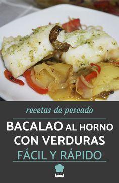 Recetas Bacalao Al Horno