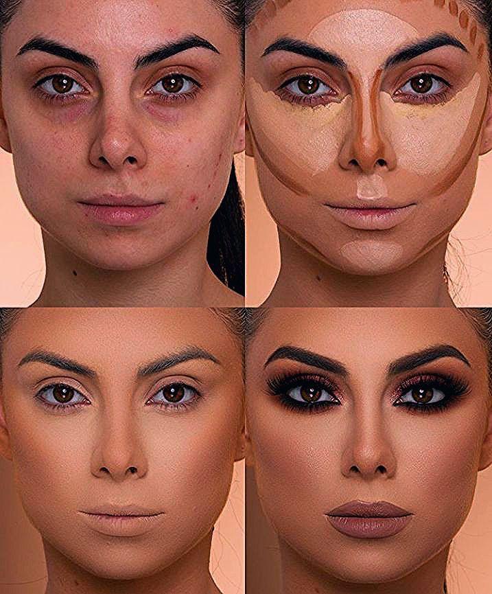 Photo of Einfache Schritte Make up zu Gunsten von Novize damit Sie gut aussehen