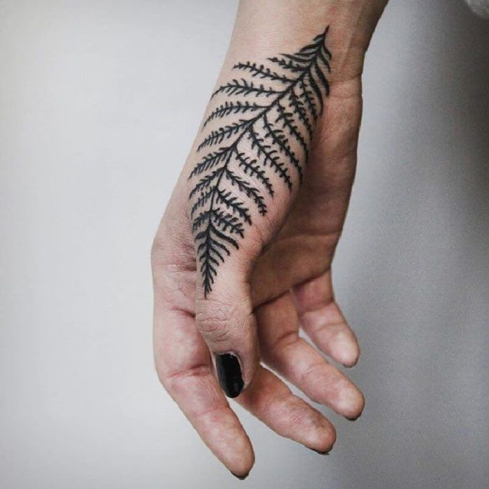 Photo of Hand Tattoo Ideas For Girls – Best Female Hand Tattoos | Positivefox.com – …