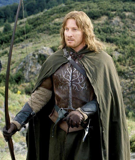 Spank Aragorn Faramir