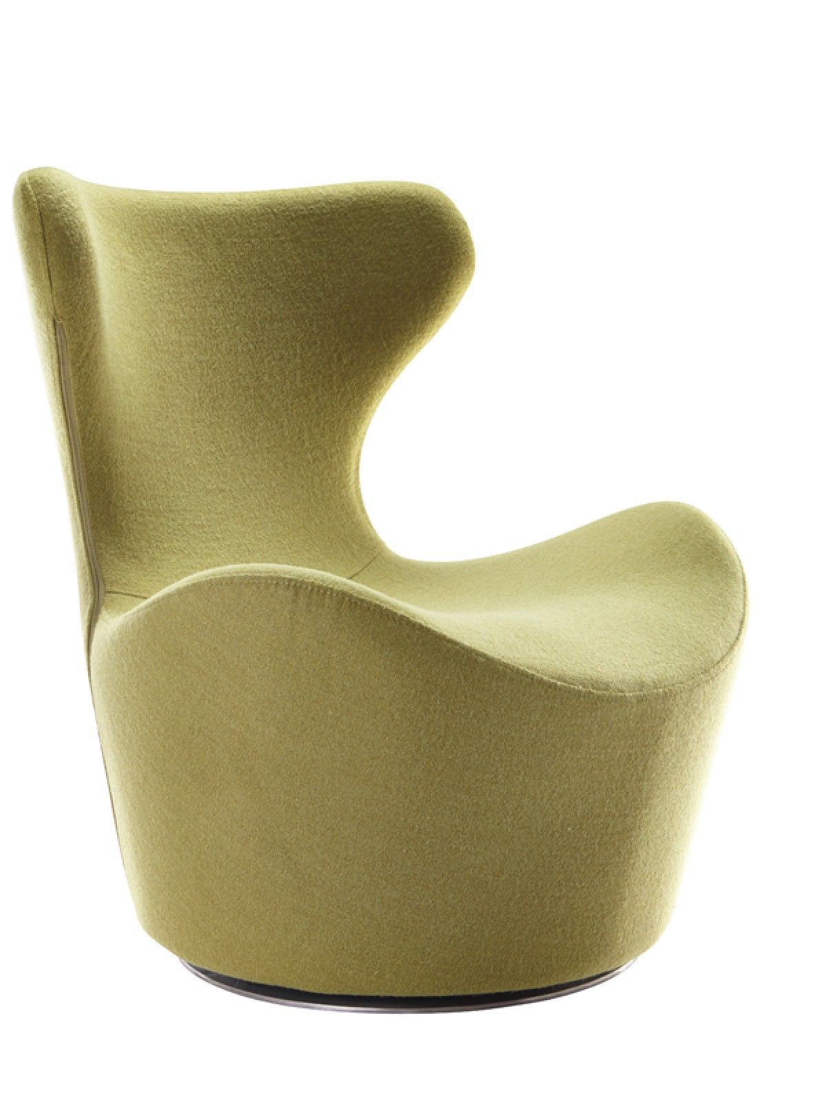Best Modrest Hadrian Modern Green Fabric Accent Chair Lounge 400 x 300