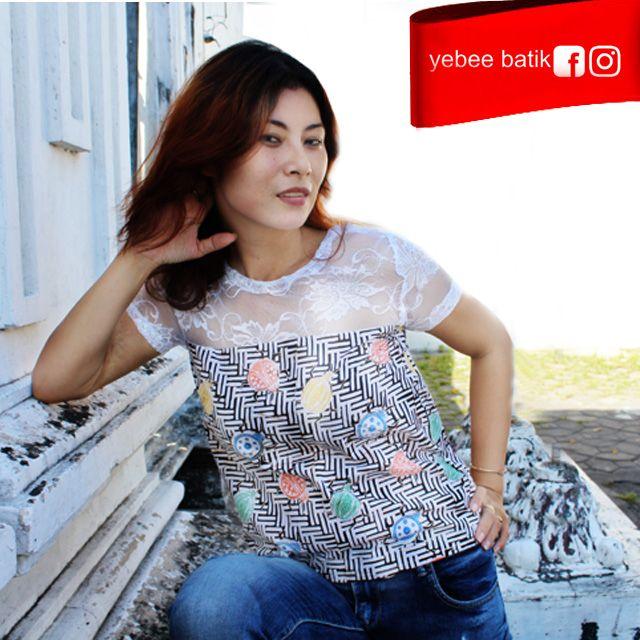 Baju Batik Yogyakarta Baju Batik Yang Cantik Baju Batik Yang