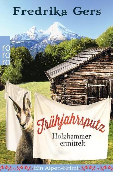 Frühjahrsputz. Holzhammer ermittelt