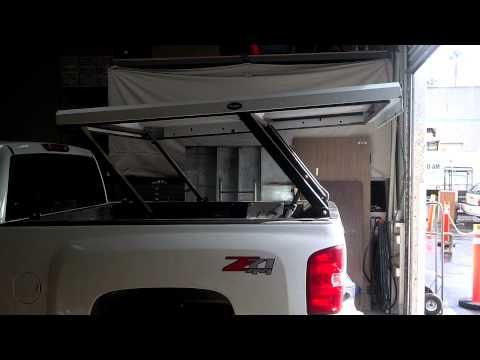 Herculoc Pickup Truck Bed Cover Youtube Truck Bed