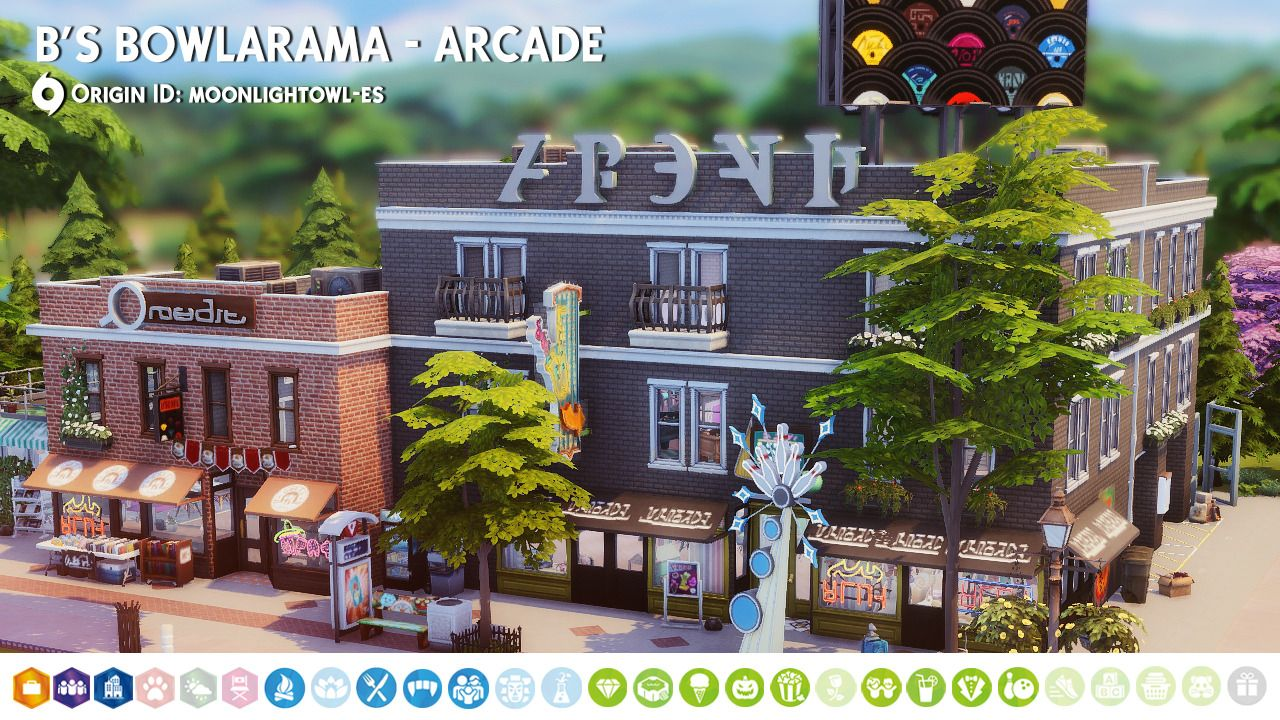 Pin by J e s s 🌼 on Sims 4 CC Lots) The sims