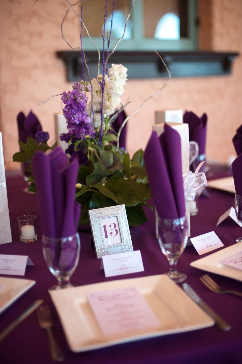 candy in plum,ivory and orange for weddings | ... of the color ...
