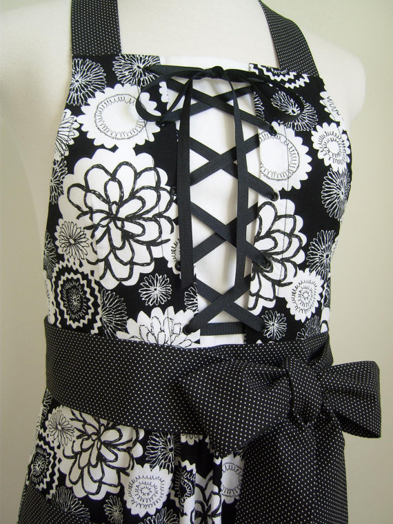 The KITCHEN CORSET - Instant Download Sewing Pattern | Aprons ...