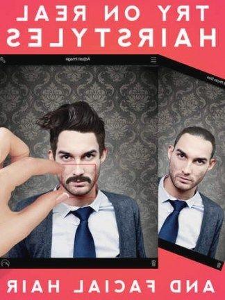 Frisur Apps Für Männer Inspiration Männer Frisuren Pinterest
