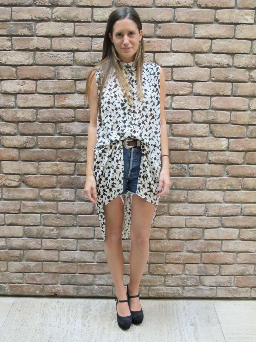 Style crush: Gala Gonzalez.