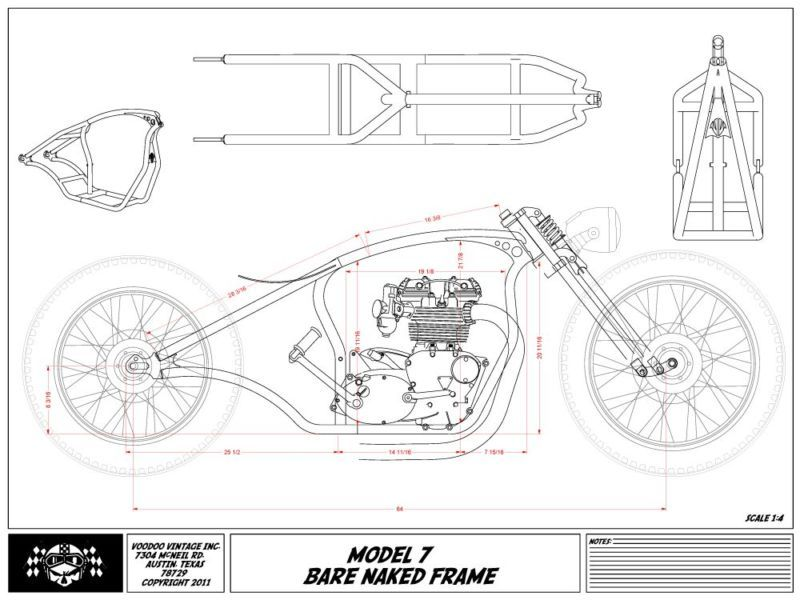 wiring a motorcycle chopper style