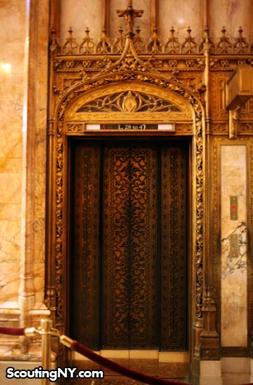 The Secret Pool In The Woolworth Building Scouting NY