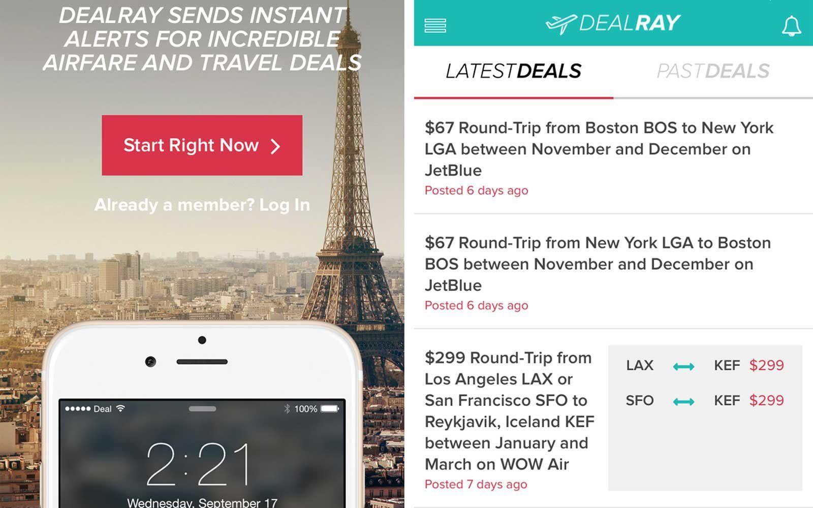 Trip saver app