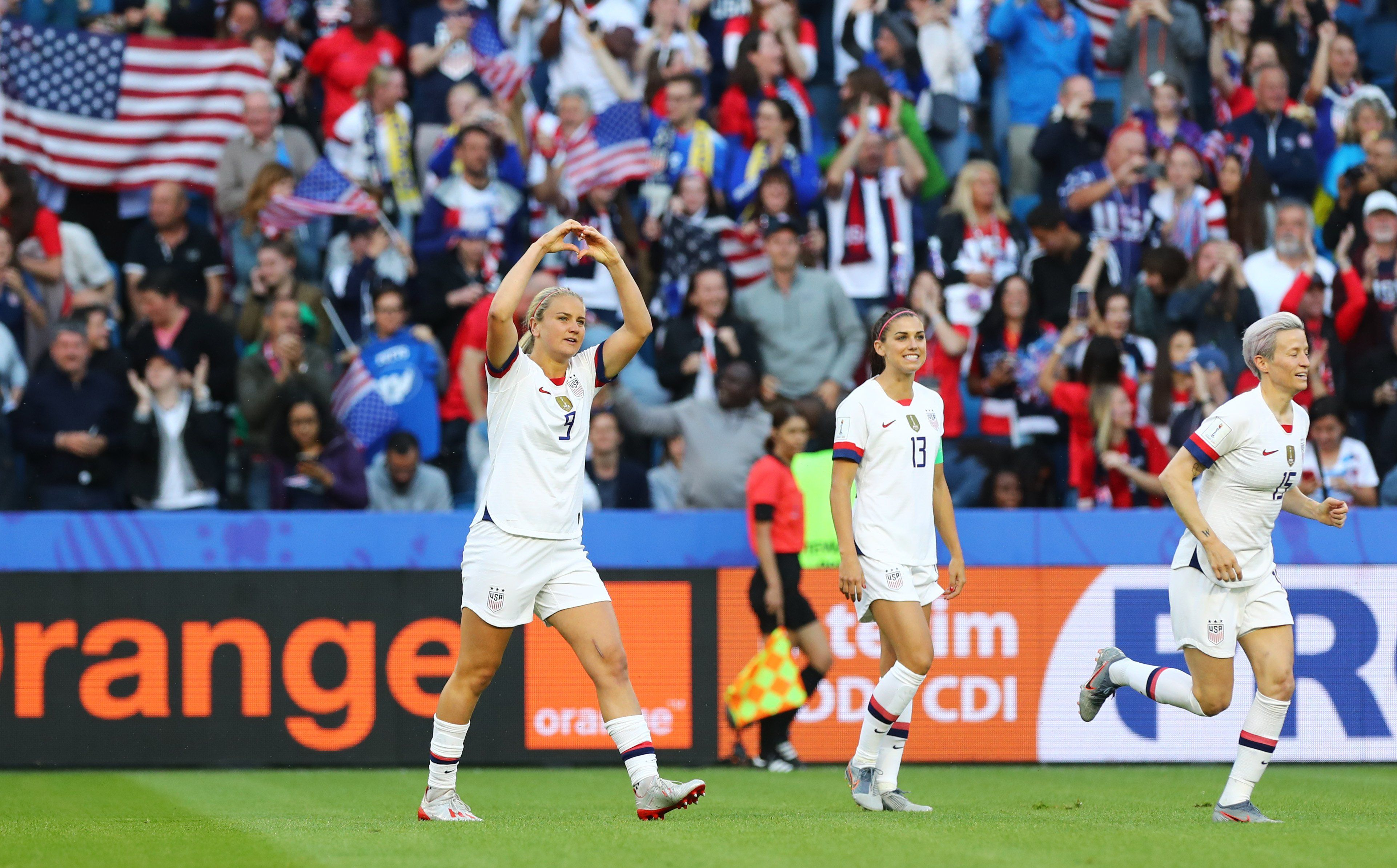How To Watch The Women S World Cup Knockout Stage Online For Free Including Usa Vs England With Images Fifa Women S World Cup Women S World Cup World Cup