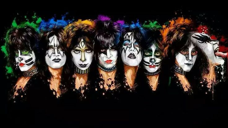 This Is One Of My Favorites Everyone Who Has Ever Been In Kiss