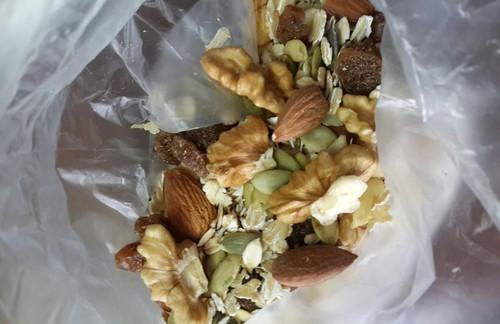 Granola BreakfastFoods.akerpub.com ☺ ☂ ☻  ☻