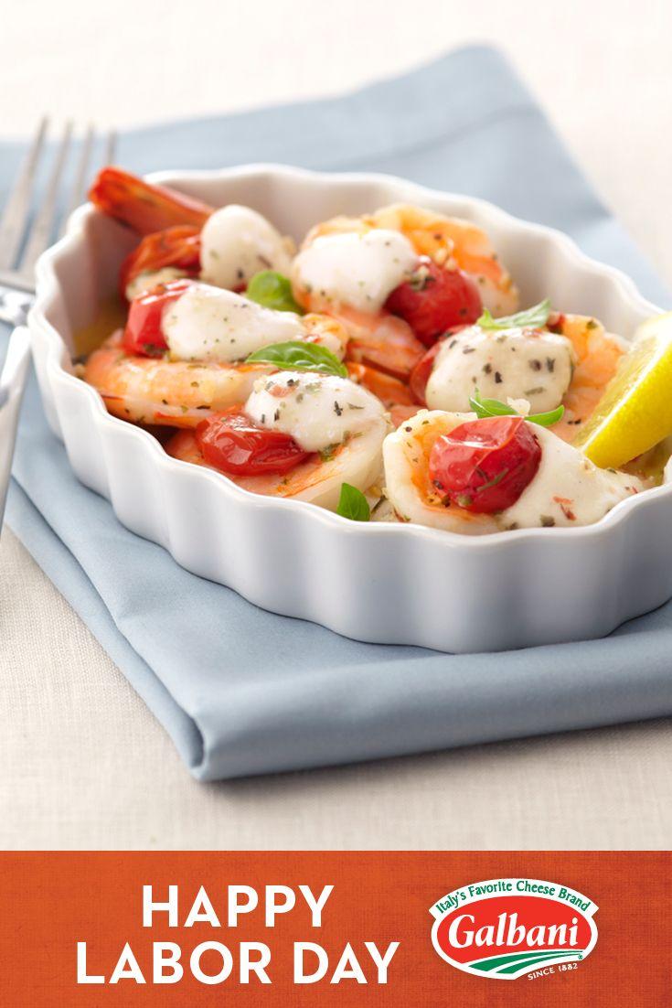Roasted Shrimp Caprese | Recipe | Roasted shrimp, Italian ...
